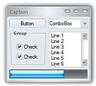 مجموعة من الانماط و الثيمات للمكتبة VisualStyler.Net لتجميل تطبيقات الدوت نت Tn_concavel_concavel_(normal)